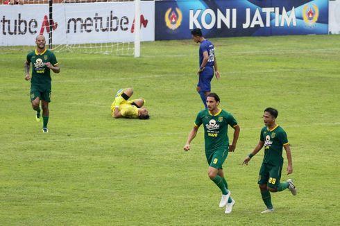 Persebaya Vs Arema FC, Bajul Ijo Menang dalam Drama 6 Gol dan 2 Kartu Merah
