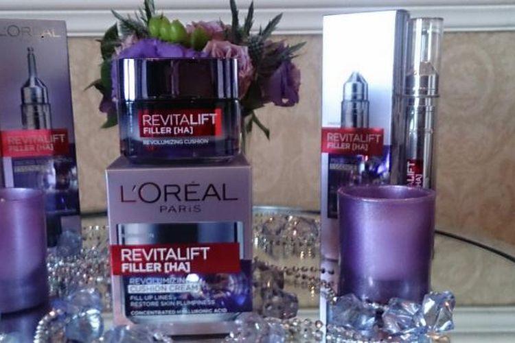 Produk perawatan LOreal Paria Revitalift Filler (HA)