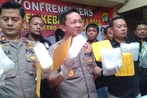Polisi Tangkap Kurir Narkoba yang Sembunyikan 5 Kilogram Sabu dalam Tumpukan Kopi
