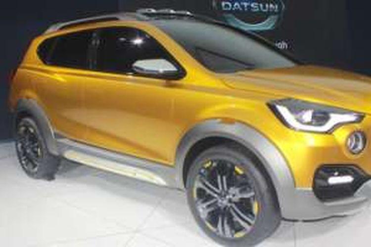 Datsun Go Cross di India Auto Expo 2016
