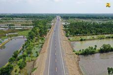 Jalan Lingkar Tuntas Dibangun, Brebes-Tegal Bakal Melesat