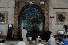 Gelar Shalat Jumat, Masjid Agung Sunda Kelapa Belum Wajibkan Sertifikat Vaksin