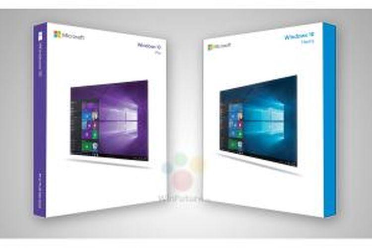 Kotak retail Windows 10