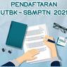 Perhatikan 5 Hal ini Saat Mendaftar UTBK-SBMPTN 2021, Arahan LTMPT