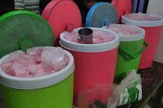 Kisah Penjual Es Permen Karet yang Hits di Surabaya, Punya Omzet Rp 13 Juta Per Hari