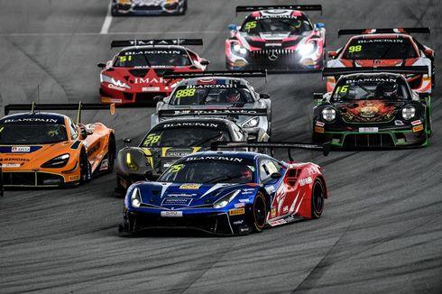 Rio dan David Selesaikan Balap Blancpain GT Peringkat Lima Besar