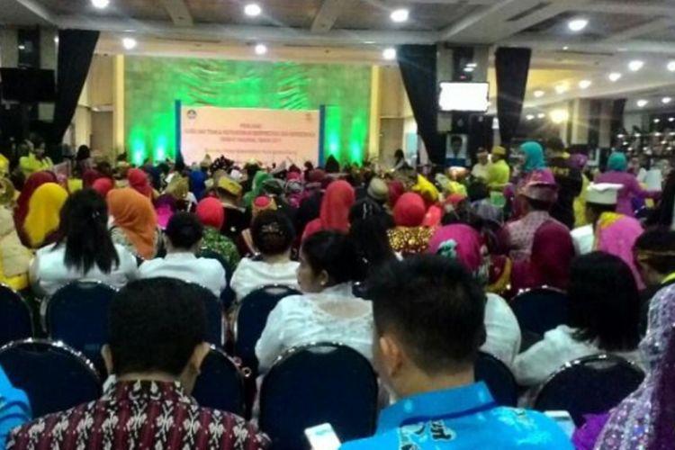 Pemilihan Guru dan Tenaga Pendidikan Berprestasi dan Berdedikasi 2017 dibuka oleh Menteri Pendidikan Muhadjir Effendy pada Senin (14/8/2017) malam.