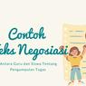 Contoh Teks Negosiasi Antara Guru dan Siswa Tentang Pengumpulan Tugas