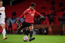 Rashford Segera Jadi Pemain dengan Gaji Tertinggi Kedua di Man United