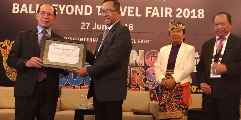 Bali & Beyond Travel Fair (BBTF) 2018 kembali digelar di Bali Nusa Dua Convention Center, Nusa Dua, Bali, 26-30 Juni 2018.