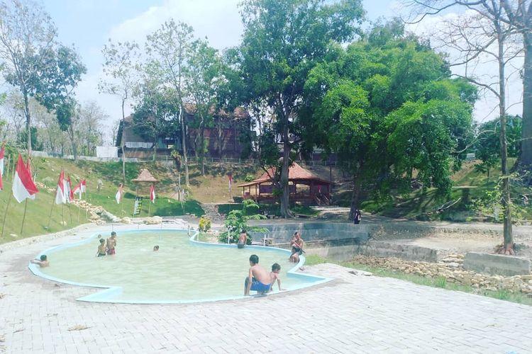 Desa Wisata di Kabupaten Lamongan - Wisata Desa Sendang Bawono di Dusun Deket, Desa Deketagung, Kecamatan Sugio, Kabupaten Lamongan.
