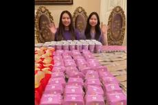 ARMY Sultan, Sisca Kohl Borong BTS Meal dan Dijadikan Es Krim