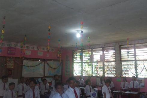 Miris, SD Terbaik di Jayapura dalam Kondisi Memprihatinkan