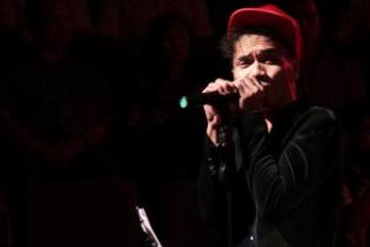 Kaka, vokalis Slank