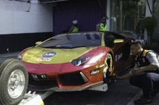Perkembangan Terbaru Lamborghini Terbakar: Pajak Belum Bayar, Polisi Periksa Saksi
