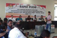 KPU Tual Terbukti Curang, Hasil Rekapitulasi Suara Dibatalkan