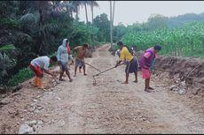 Dongkrak Pertanian Produktivitas, Kementan Realisasikan Program Pembangunan Jalan