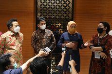Bersama Serikat Buruh dan Apindo, Menaker Ida Minta DPR Segera Sahkan RUU PKS