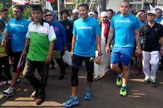 Sandiaga Nilai Olahraga Lari Bisa Membuatnya Berinteraksi dengan Masyarakat Jakarta