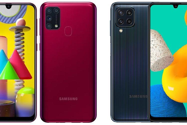 Samsung Galaxy M31 vs Galaxy M32