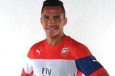 Alexis Sanchez Resmi Jadi Milik Arsenal