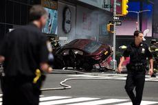 Identitas Pengemudi Mobil yang Menabrak Warga di New York Diketahui