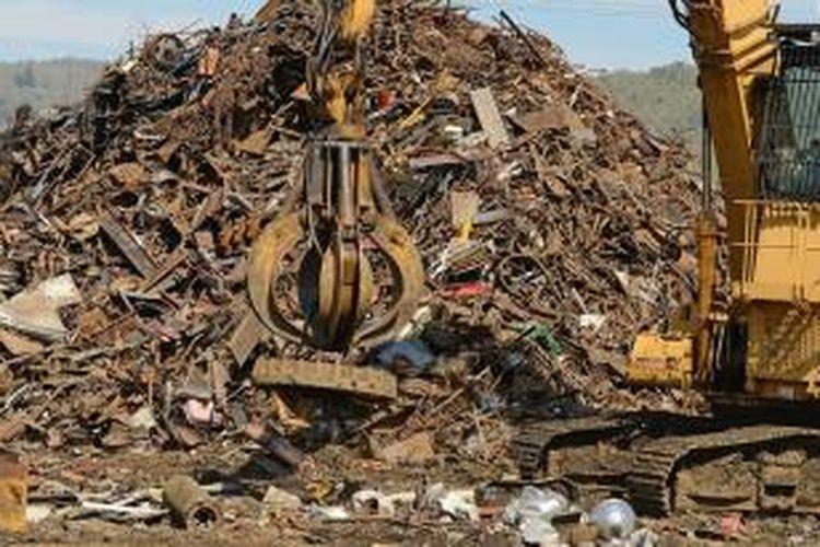 US Green Building Council memperkirakan bahwa konstruksi bangunan hanya memakai 40 persen bahan bangunan yang digunakan. Sementara 30 persennya menjadi aliran limbah di Amerika Serikat.