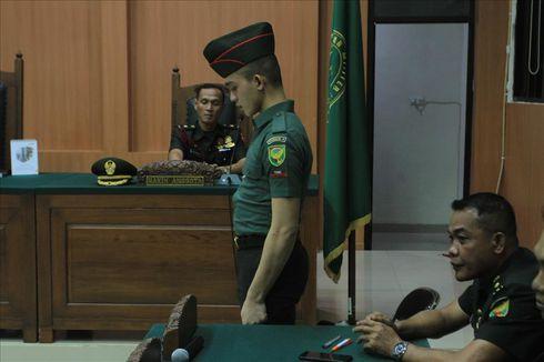 Bawa Koper Besar usai Mutilasi Pacar, Prada DP Mengaku untuk Pindahan