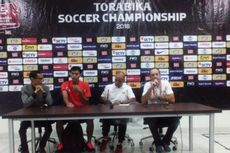Pelatih Persija Jakarta Apresiasi Penampilan Andritany
