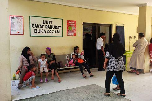 Korban Keracunan Makanan yang Dirawat di RSUD Nunukan Pulang