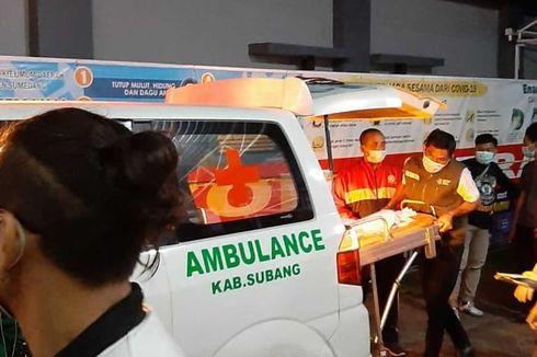 Keluarga Korban Kecelakaan Bus Berjejer di Pekarangan Rumah Sambil Menanti Kepastian