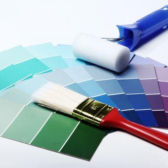 Paint illustration.