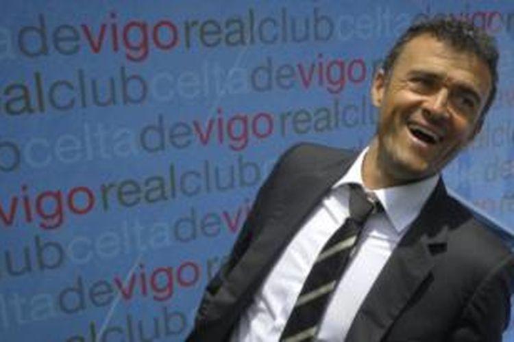 Pelatih Celta Vigo, Luis Enrique, dinilai tak akan bisa menolak tawaran melatih mantan klubnya, Barcelona.
