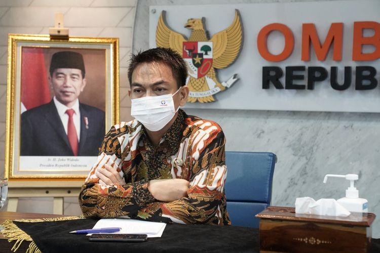 Anggota Ombudsman RI Hery Susanto