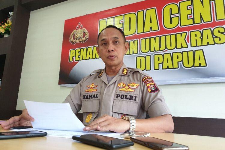 Kabid Humas Polda Papua, Kombes AM. Kamal
