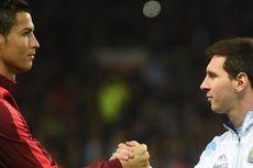 Soal Gol Tendangan Bebas, Ronaldo Lebih Unggul Dibandingkan Messi
