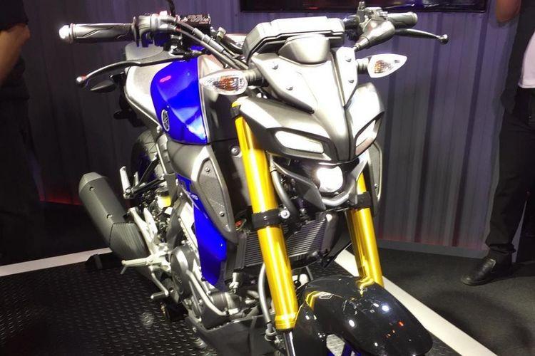 Yamaha memperkenalkan pembaruan MT-15 di Thailand