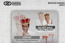 Wapres Dijuluki The King of Silent, Jubir: Wapres Bekerja dengan Baik