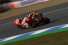 MotoGP Spanyol - Crash di Free Practice seperti Hobi buat Marc Marquez