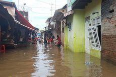 Sungai Loji Meluap, Ratusan Rumah di Pekalongan Tergenang Banjir