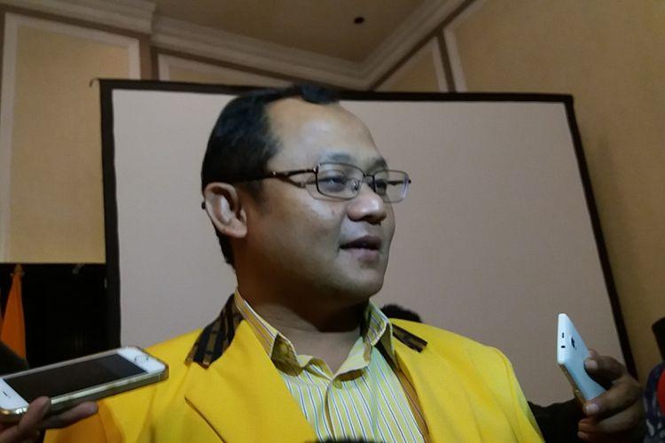 Wakil Sekretaris Jenderal Partai Golkar, Muhammad Sarmuji