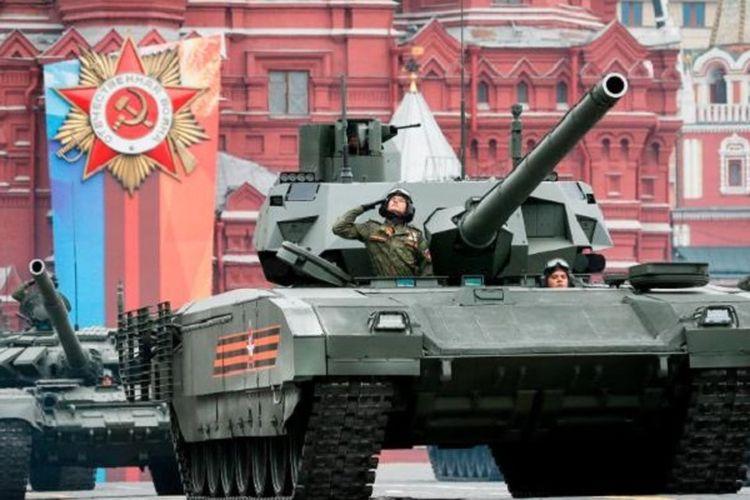 Tank Armata.