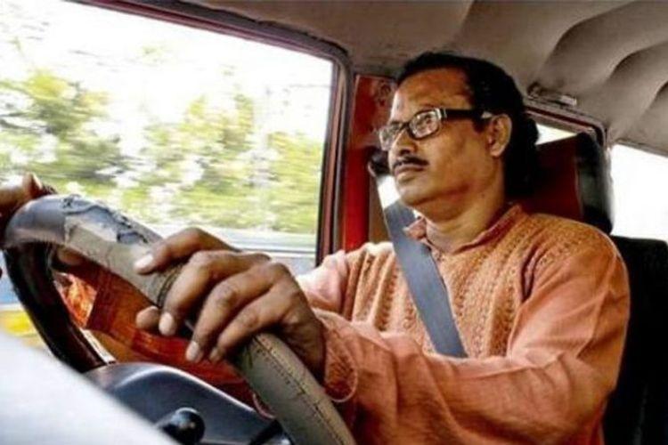 Dipak Das, seorang pengemudi asal Kolkata, India, sudah 18 tahun tak pernah membunyikan klakson mobilnya.