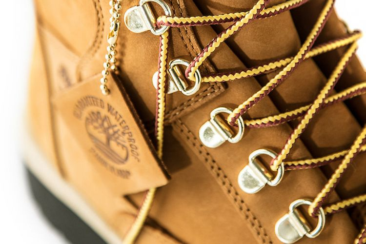 Timberland Waterproof 6-Inch Field Boots Extra Cheese.