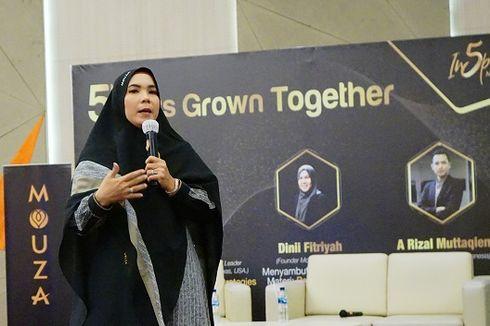 5 Tips Bisnis Busana Muslim ala Mouza, Sukses Bertahan Saat Pandemi