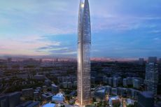 Setinggi 530 Meter, Inilah Tampilan Pertamina Energy Tower...