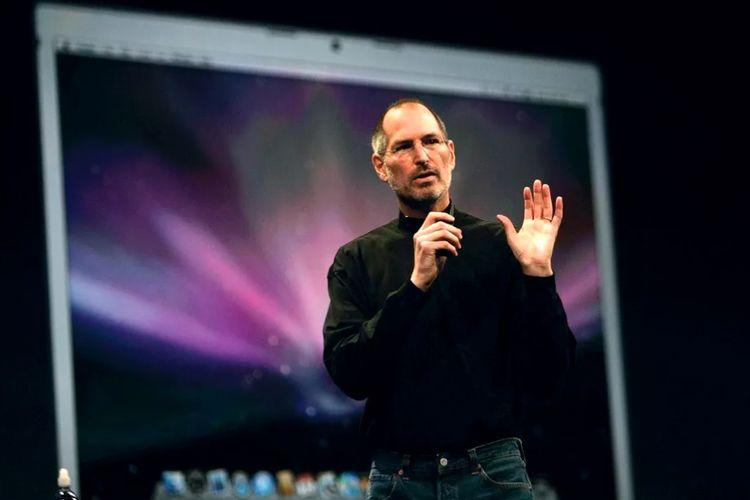Pendiri Apple, Steve Jobs