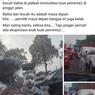Viral Foto Ibu Gendong Bocah Dicat Silver di Bekasi, Satpol PP Sudah Bertindak