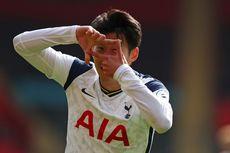 Hasil Southampton Vs Tottenham - Fantastis: Son 4 Gol, Kane 4 Assist dan 1 Gol