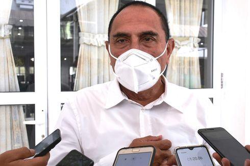 Plt Wali Kota Medan Positif Covid-19, Ini Kata Gubernur Edy Rahmayadi